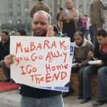 Mubarak Go away!
